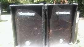 Vendo 2 cajas wenstone de 15 pulgadas