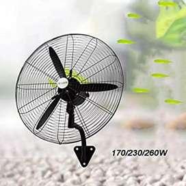 Ventilador industrial tipo turbina grandes