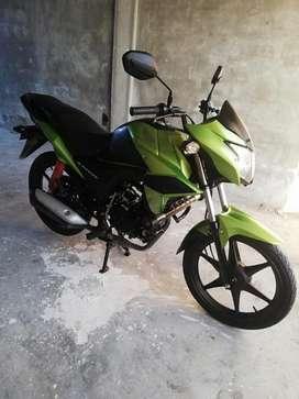 Vendo Moto Honda Cb 110 Mdlo 2019