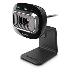 Cámara Web Microsoft Lifecam HD-3000 HD 720p Panorámica