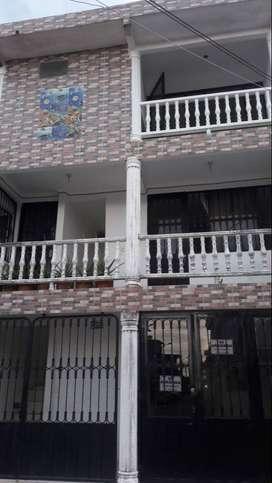 Apartamento primer piso en Urbanización Gramalote