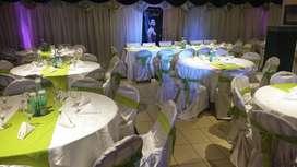 Salones  Fiestas Flores Capital Federal 15 años Casamientos Bautismos