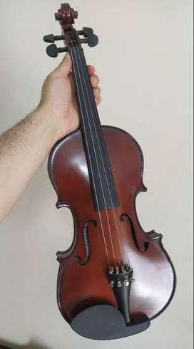 Violin Stradella Mv1411 4/4 Con todos los acesorios y cuerdas de repuesto
