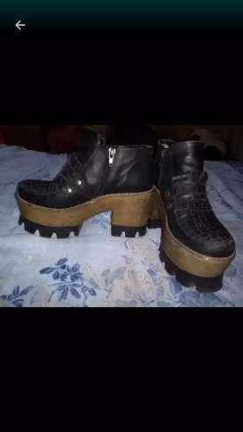 Vendo zapatos número 36
