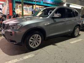 Bmw x3 xdrive 2.0d diesel impecable unica full
