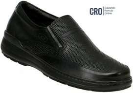Zapato En Cuero Calzado Romulo Caballero Ref. 959, Talla 39