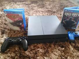 Play Station 4 de 500GB