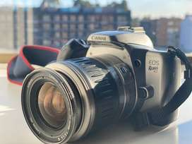Canon Eos Rebel K2 Slr Cámara De Película De 35 Mm Con Lente