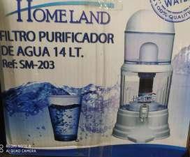 Aprovecha vendo purificador de agua NUEVO