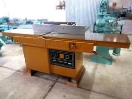 GARLOPA DE FUNDICIÓN PERRET (canteadora máquina carpintería fábrica mueble aserradero galopa cepilladora)