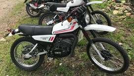 Yamaha Dt175 Monoshock 1979  Calibmatic