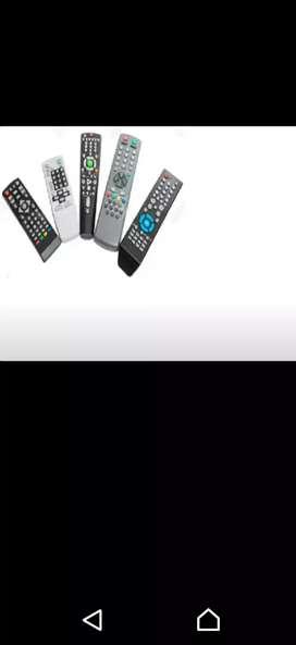 Oferta vendo controles remotos smart led lcd plasma Tv
