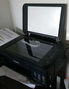 Impresora canon pixman