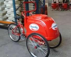 triciclos heladeros