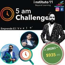 5 AM CHALLENGE – CARLOS MUÑOZ I11
