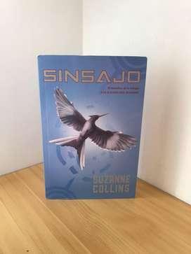 "Libro ""Sinsajo"" original"