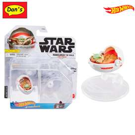 Hot Wheels Star Wars: Mandalorian The Child The Force