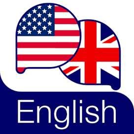 Clases de Ingles a Domicilio con nativo en fines de semanas