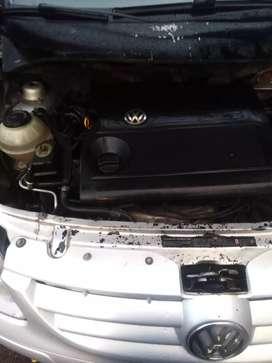 Vendo Volswagen Fox año 2005