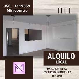 ALQUILO EXCELENTE LOCAL