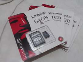 Micro SD Kingston 64gb