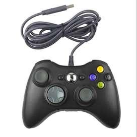 Control Alambrico Para Pc Tipo Xbox