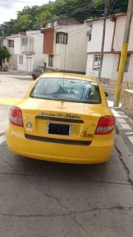 Se vende taxi (papeles al dia)