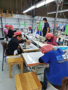 Se requiere operarias de confeccion textil