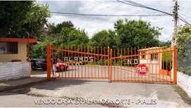 Vendo hermosa casa barrio alamos Norte Ipiales natiño