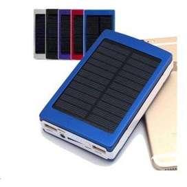 Power Bank - Cargador Portátil Solar