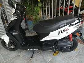Vendo moto honda Nico dueño