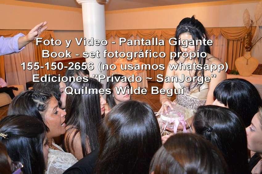 Fotografia Y Video Quilmes 15 Años Bodas Pantalla Te20710404 0