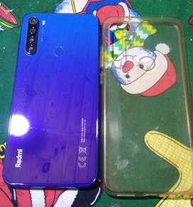 Vendo o permutó Xiaomi redmi note 8