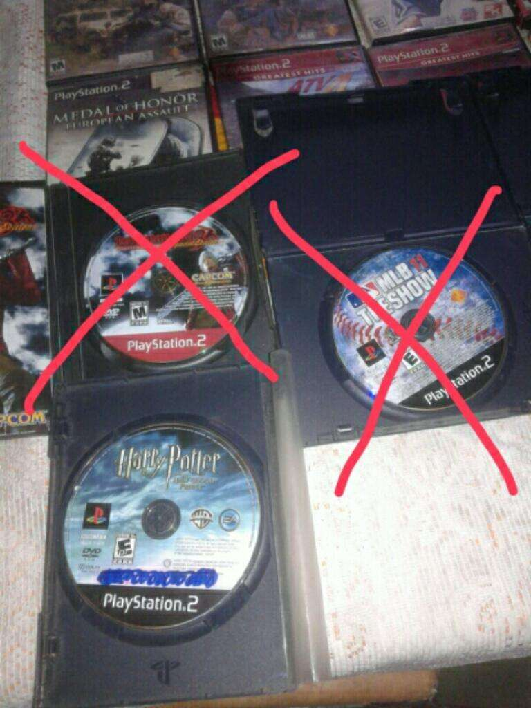 Se Venden Cd's de Playstation2 a 5.00 0