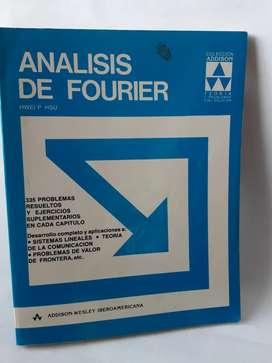 Análisis de fourier 335 problemas resueltos autor H su editorial addison Wesley