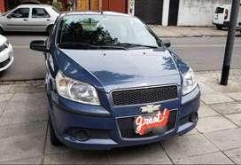 Chevrolet Aveo G3 LS - 2013 - 72500km