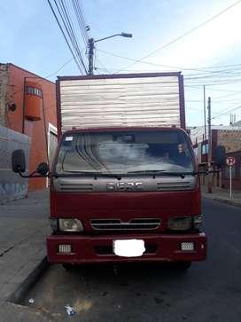 Dongfeng furgon 2011