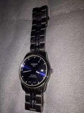 Vendo Reloj Tissot Zafiro Azul