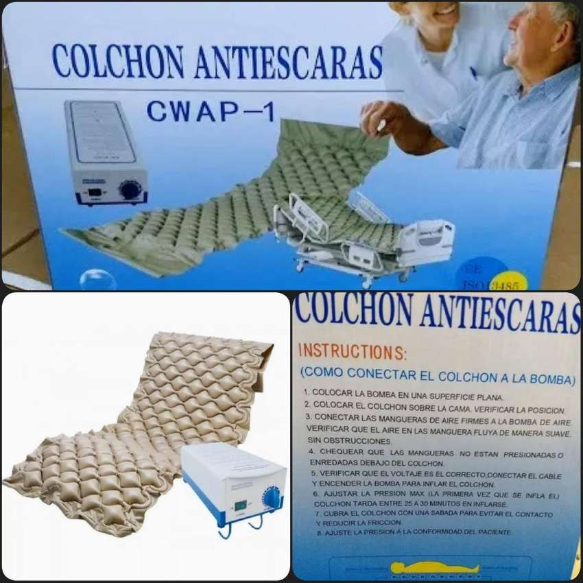 Colchon Anti-escaras 0