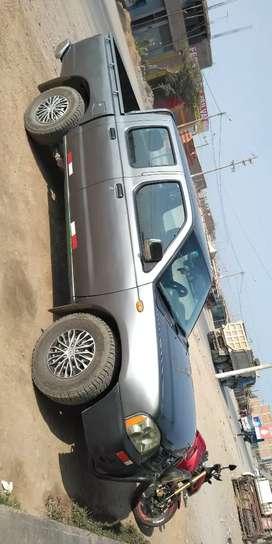 Se vende camioneta Nissan Frontier en buenas condiciones