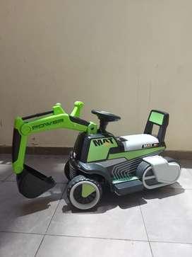 Tractor para niños
