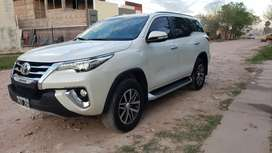 TOYOTA HILUX SW4 AT 7A 4X4