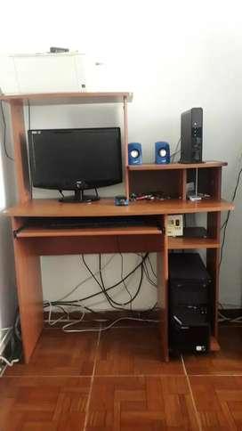 computador + mueble