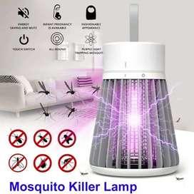 Lámpara Mata Zancudos Mosquitos Moscas Camping Casa Recargable
