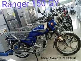 MOTO RANGER 150GY  OFERTA CHIMASA S.A.