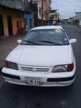 De venta auto Toyota tercel en buen estado