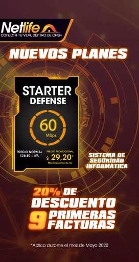 Netlife Asesor Comercial Quito - Fernando Chacha