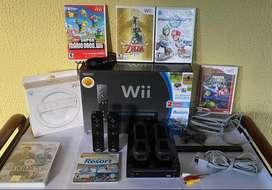 Wii más juegos