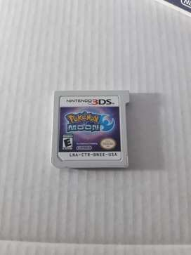 Pokemon luna (fisico)