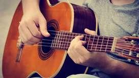 Promoción. Taller de Música para Niños. Guitarra,  flauta y teclado